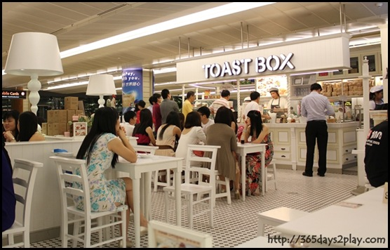 Toastbox @ Airport