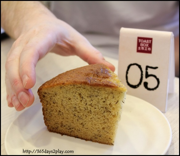 Toastbox - Banana Cake