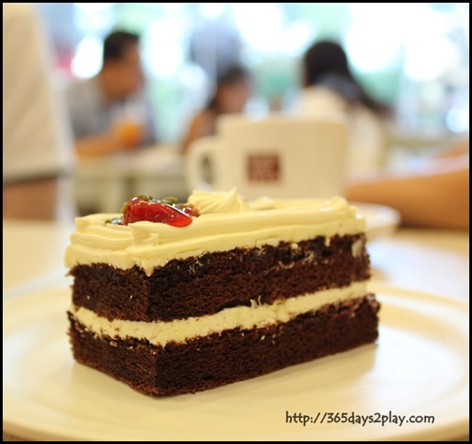 Toastbox - Chocolate Cake