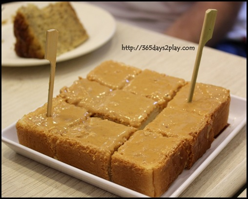 Toastbox - Peanut Butter Thick Toast