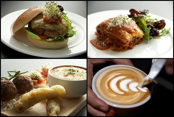 Blackbird Cafe NZ inspired dishes