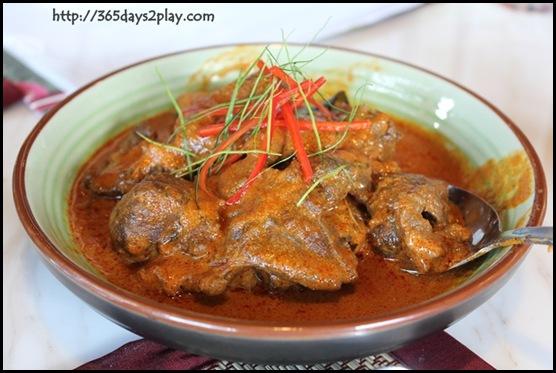Mai Thai Restaurant - Beef Panaeng (3)