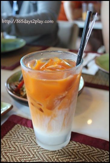 Mai Thai Restaurant - Thai Iced Tea