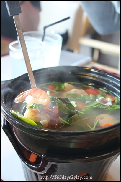 Mai Thai Restaurant - Tom Yum Soup