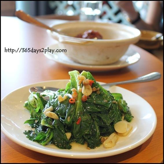 Paradise Inn - veggies