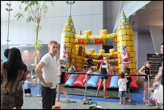 The Exchange - Bouncy Castle