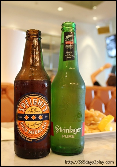 The Exchange - Speights and Steinlager