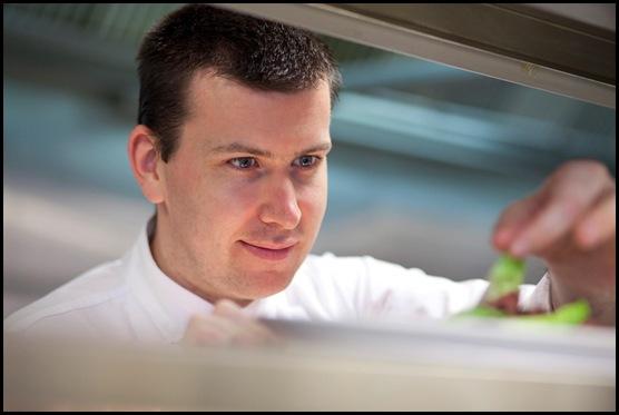 Brasserie Les Saveurs Chef de Cuisine Alexandre Lozachmeur