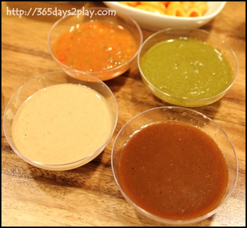 Charly T - Signature Sauces