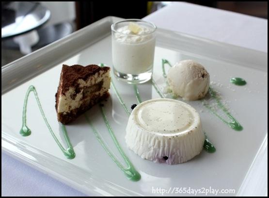 Il Lido Sentosa Selection of Desserts (2)