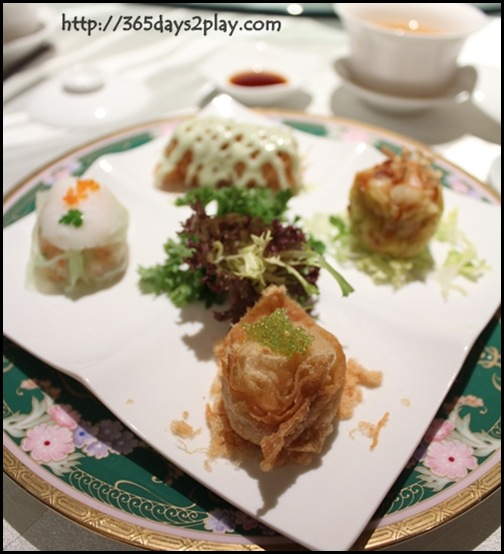 Mercure Roxy - 4 Dim sum Delight)