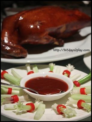 Mercure Roxy - Peking Duck Sauce