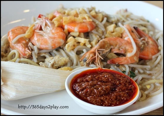 Food Republic @ 112 Katong - Thye Hong Fried Prawn Noodle $6.80 (2)