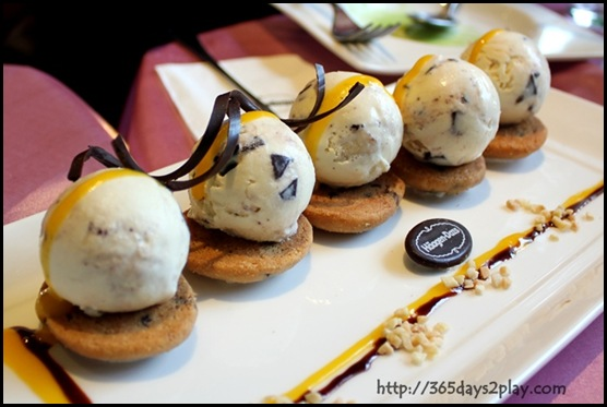 Häagen-Dazs Girls' Day Out - Cookie Dough Chip