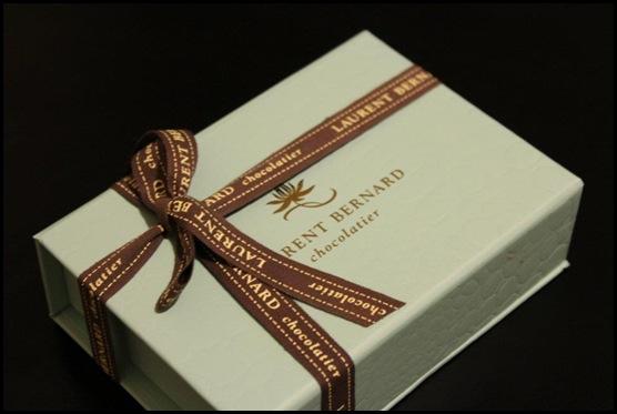 Laurent Bernard Chocolatier - Chocolate Gift Box (2)