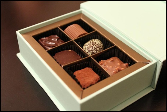 Laurent Bernard Chocolatier - Chocolate Gift Box