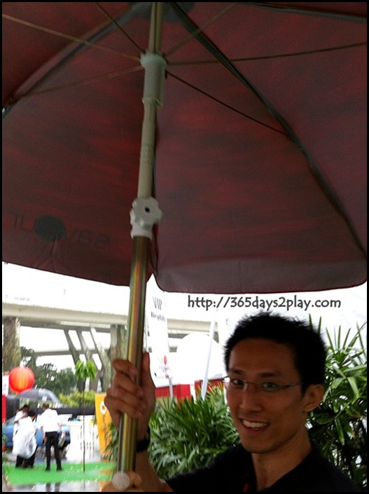 Savour 2012 Umbrella Bearer (2)