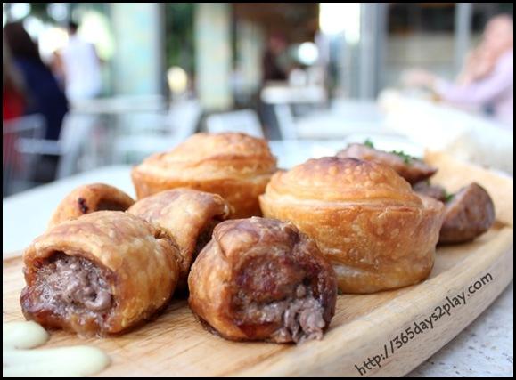 South Coast - Sausage Rolls