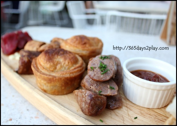 South Coast - Sugar Cured Angus Beef, Kangaroo and Lamb Pies, Sausage Rolls (2)