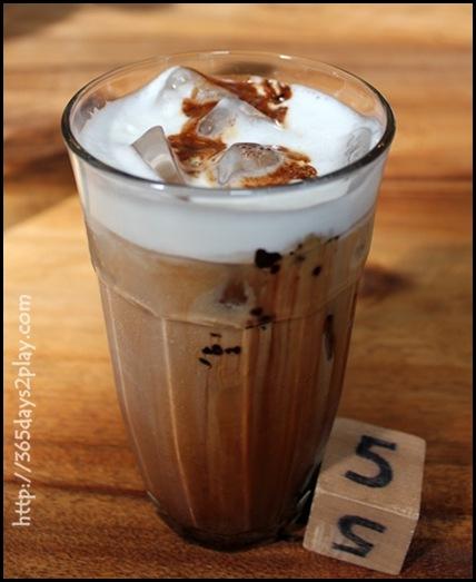 Toby's Estate - Iced Cafe Mocha