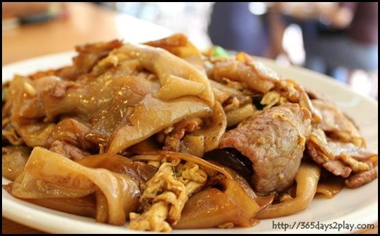 Nakhon - Beef Kuay Teow $4
