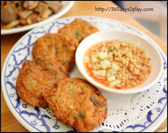 Nakhon - Fish Cakes $6