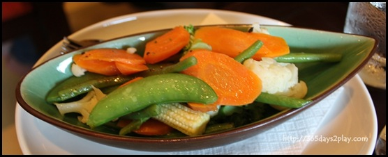 Prime Society - Seasonal Vegetables $7