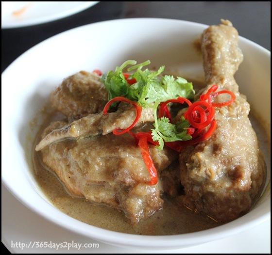 Rumah Rasa - Ayam Korma (Chicken simmered in Mild Yellow Curry) $14