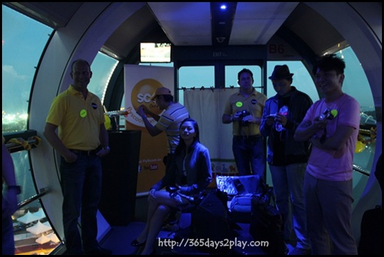 Scoot Event at Singapore Flyer (11)