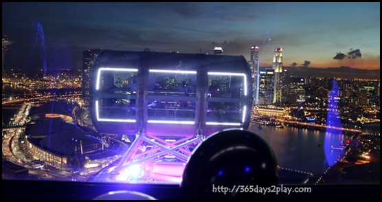 Scoot Event at Singapore Flyer (17)