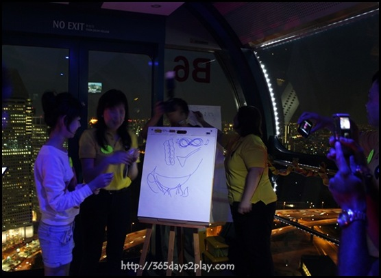 Scoot Event at Singapore Flyer (19)