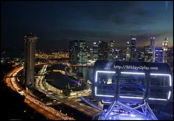 Scoot Event at Singapore Flyer (20)