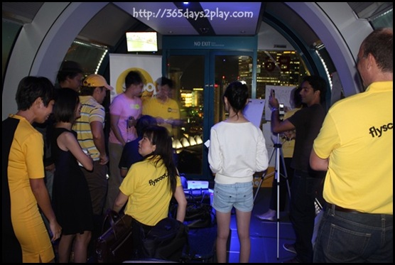 Scoot Event at Singapore Flyer (23)