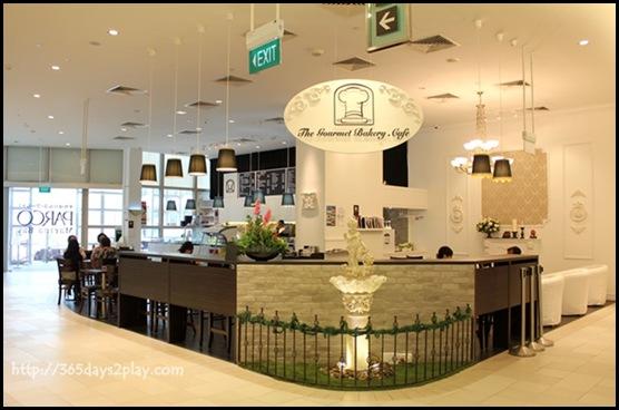 The Gourmet Bakery Cafe (2)
