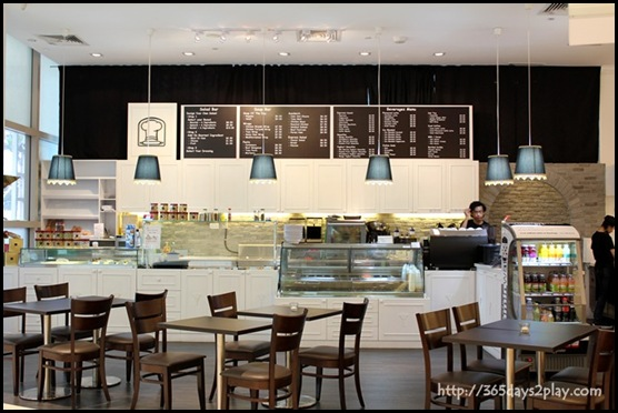 The Gourmet Bakery Cafe