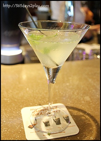 The Royal Mail - Mojito Martini