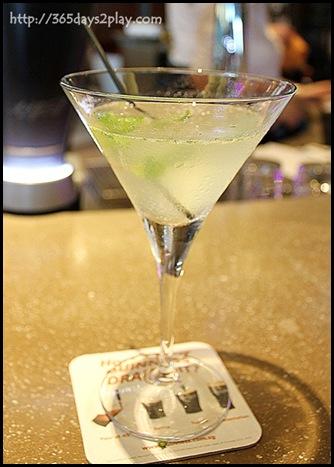 The Royal Mail - Mojito Martini