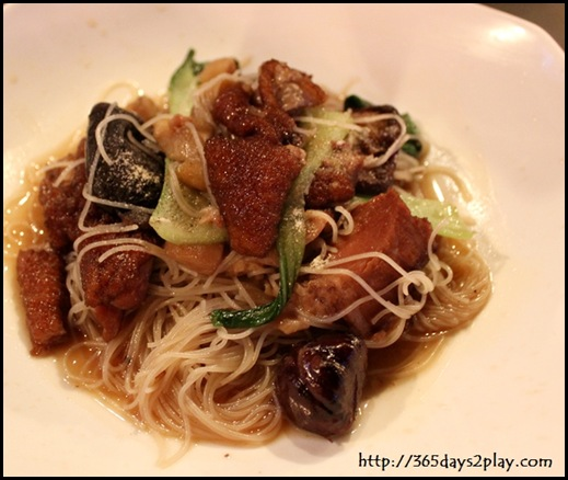 Beer Market - Pork Leg Bee Hoon
