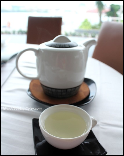 Crystal Jade Dining IN - Chinese Tea (2)