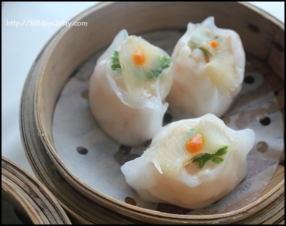 Crystal Jade Dining IN - Steamed Shark's Fin Dumpling with Crab Roe $5 (2)