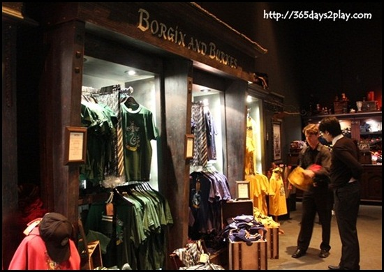 Harry Potter The Exhibition - Souvenir Shop (3)