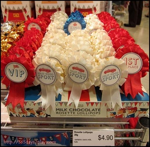Marks & Spencer - Milk Chocolate Rosette Lollipops