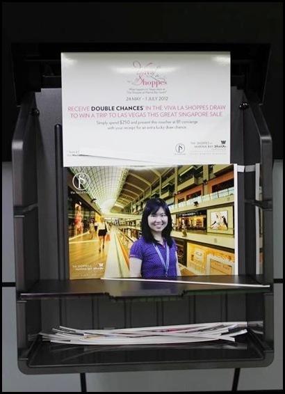 The Social Pavilion Photo Printout