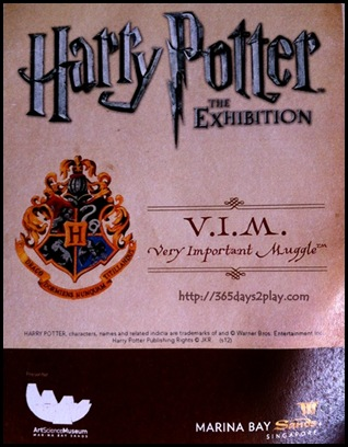 Very Important Muggle
