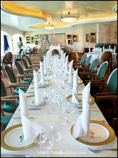 Voyager La Boheme Dining Room - (3)