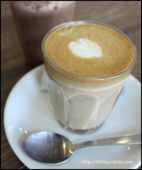 Cafe Crema - Cafe Latte $5.50