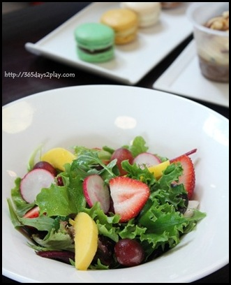 Supertree Dining Casa Verde Salad $12