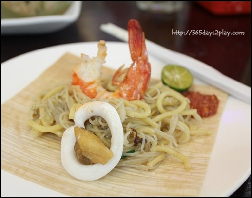 Supertree Dining Hill Street Coffee Shop - Street Fried Hokkien Mee $9 (3)