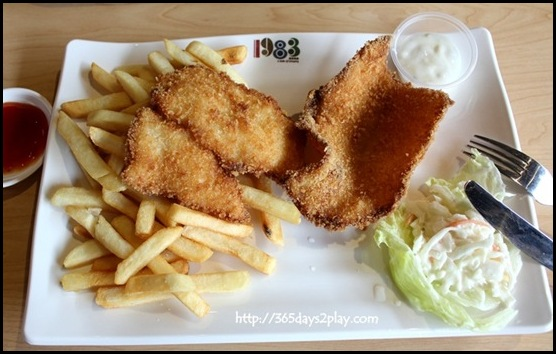 1983 A Taste of Nanyang MBS Foodcourt