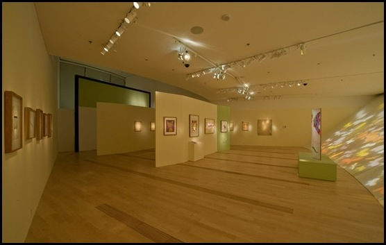 Early Years, Interior of Gallery